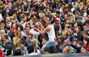 crowdsource flashmob