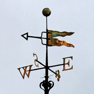 Are ETF flows a weather vane?